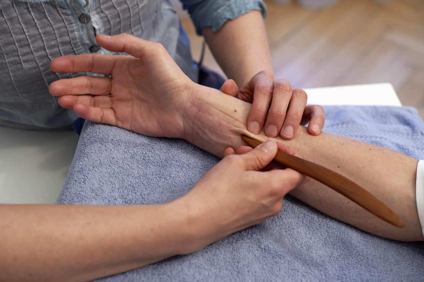 Praxis für Handtherapie & Ergotherapie Luzern – Anke Göhner